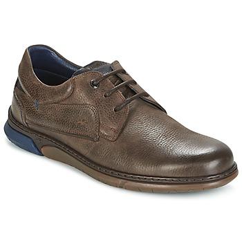 Schuhe Herren Sneaker Low Fluchos BEAR Braun