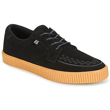 Schuhe Herren Sneaker Low TUK EZC Schwarz