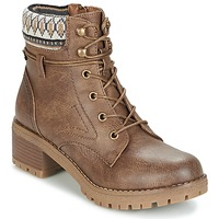 Schuhe Damen Boots Refresh YELLOWSTONE Maulwurf