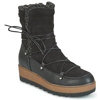 Schuhe Damen Schneestiefel Refresh GLORIA Schwarz