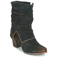 Schuhe Damen Klassische Stiefel Papucei JAYNA Schwarz