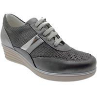 Schuhe Damen Wanderschuhe Calzaturificio Loren LOC3742gr grigio
