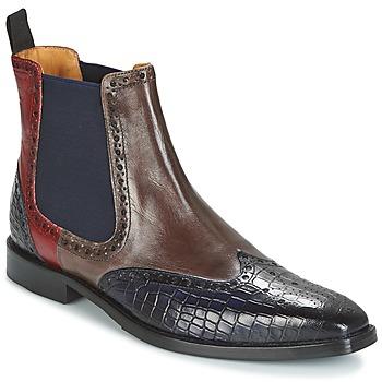 Schuhe Herren Boots Melvin & Hamilton MARTIN 5 Braun