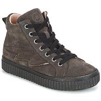 Schuhe Mädchen Sneaker High Acebo's LONDON Grau
