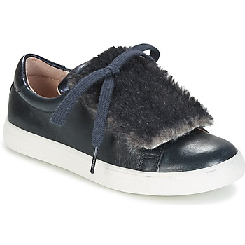 Schuhe Mädchen Sneaker Low Acebo's ALBA Marine