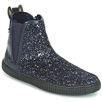 Schuhe Mädchen Boots Chipie JARIOGLIT Marine