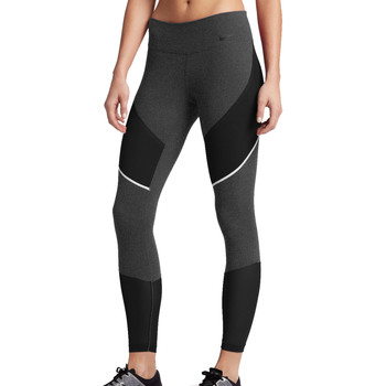 Kleidung Damen Hosen Nike Power Legendary Tight Women Grau