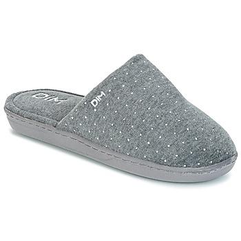 Schuhe Damen Hausschuhe DIM RIVOVEL Grau