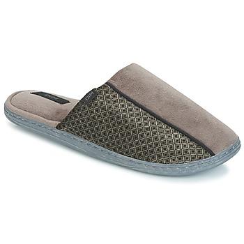 Schuhe Herren Hausschuhe DIM STAN Maulwurf