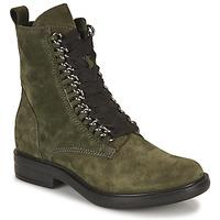 Schuhe Damen Boots Mjus CAFE CHAIN Kaki