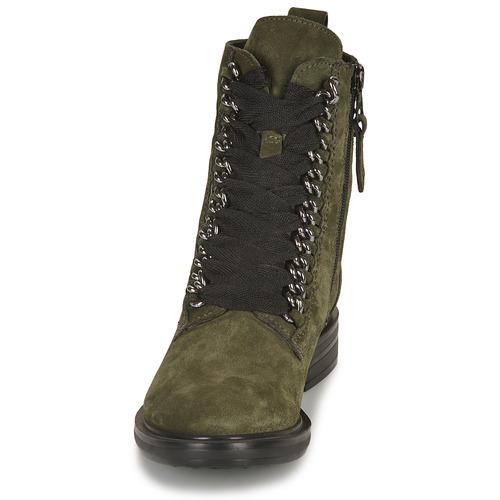 Mjus CHAIN CAFE CHAIN Mjus Kaki  Schuhe Boots Damen 103,20 93bcfe