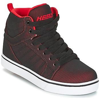 Schuhe Jungen Rollschuhe Heelys UPTOWN Schwarz / Rot