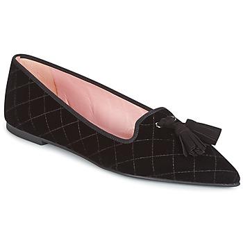 Schuhe Damen Ballerinas Pretty Ballerinas  Schwarz