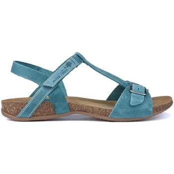 Schuhe Damen Sandalen / Sandaletten Interbios SANDALS AFRODITE 4462 JEANS