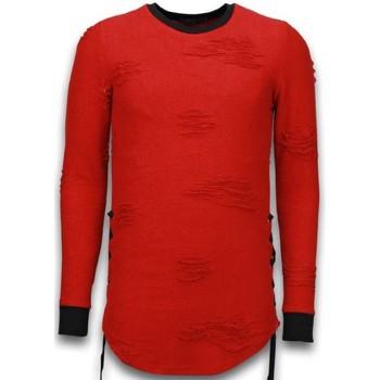 Kleidung Herren Sweatshirts Justing  Rot