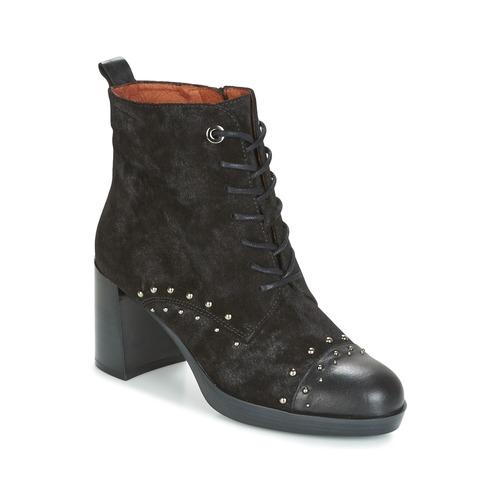 Hispanitas DREW 17 Schwarz  Schuhe Low Boots Damen 127,20