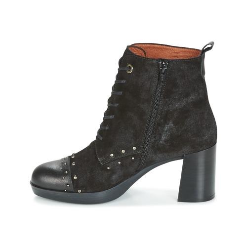 Hispanitas DREW 17 Schwarz  Schuhe Low Low Schuhe Stiefel Damen 9646fd