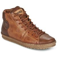 Schuhe Damen Sneaker High Pikolinos LAGOS 901 Braun