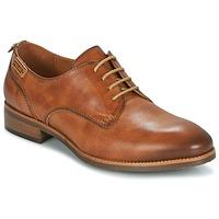 Schuhe Damen Derby-Schuhe Pikolinos ROYAL W4D Beige