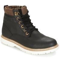 Schuhe Herren Boots Kappa WHYMPER Schwarz / Braun