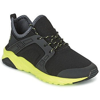 Schuhe Jungen Sneaker Low Kappa SAN FERNANDO Schwarz / Braun