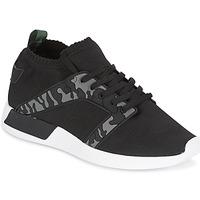 Schuhe Herren Sneaker Low Cash Money ARMY Schwarz / Kaki