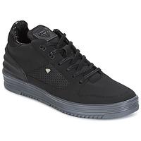 Schuhe Herren Sneaker Low Cash Money STATES Schwarz / Grau