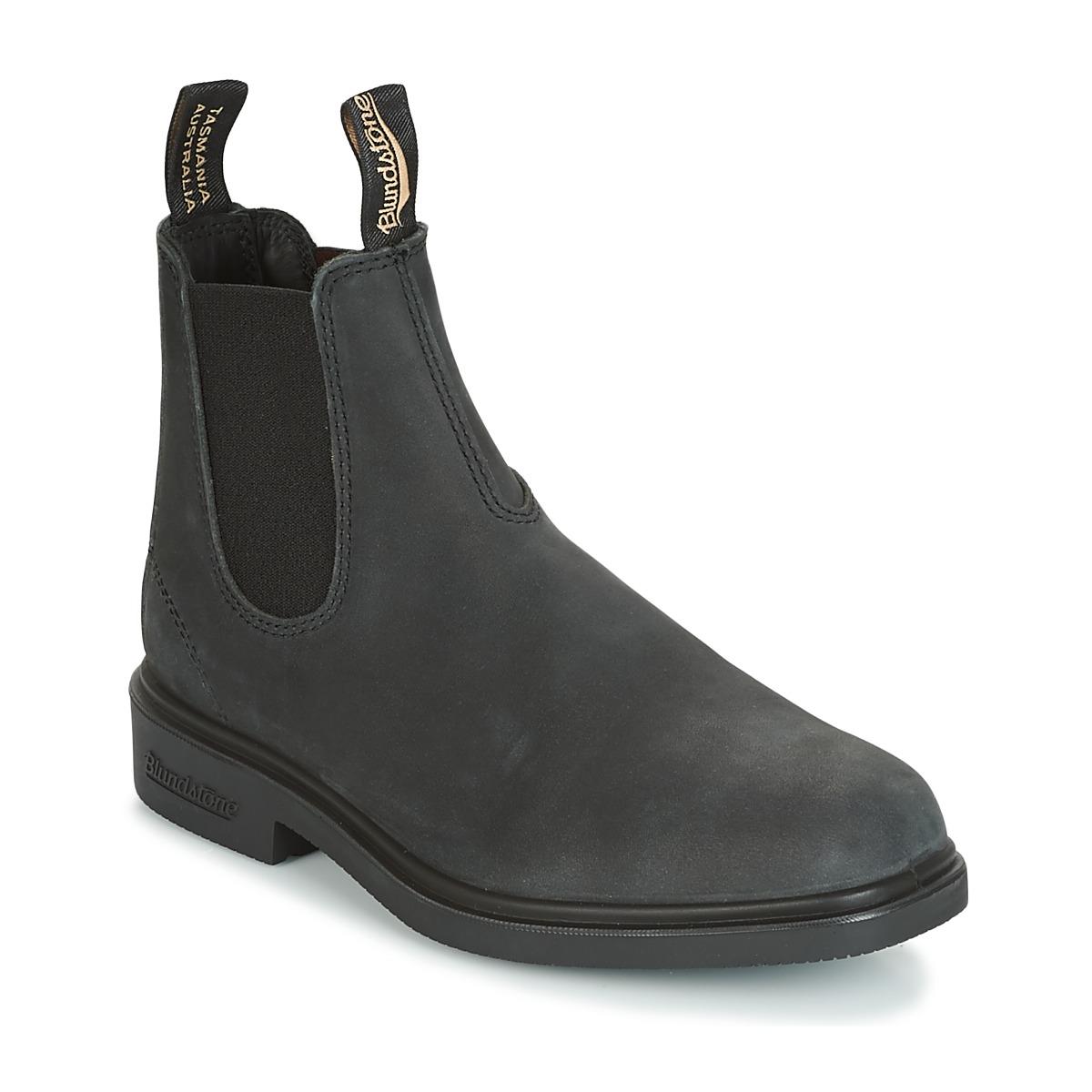 Blundstone DRESS BOOT Grau - Kostenloser Versand bei Spartoode ! - Schuhe Boots  185,00 €