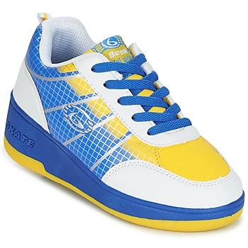 Schuhe Kinder Sneaker Low BEPPI LOVINO Gelb / Blau