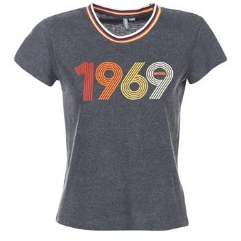 Kleidung Damen T-Shirts Rip Curl ROMIE TEE Grau