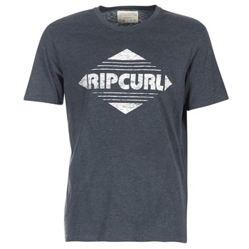 Kleidung Herren T-Shirts Rip Curl BIG MAMA DIAMOND Schwarz