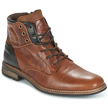 Schuhe Herren Boots Bullboxer MOHA Cognac