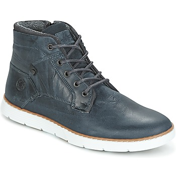 Schuhe Herren Sneaker High Bullboxer BERNIE Blau