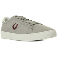 Schuhe Herren Sneaker Low Fred Perry Spencer Canvas