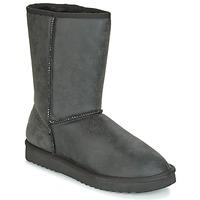 Schuhe Damen Klassische Stiefel Esprit UMA VINTAGE BOOTIE Schwarz
