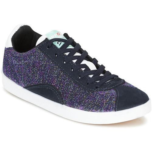 Ippon Vintage CAPTAIN FAME Marine  Schuhe Sneaker Low Damen 65,40