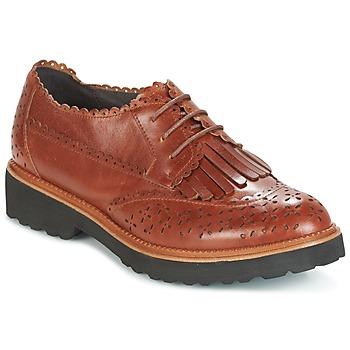 Schuhe Damen Derby-Schuhe Mam'Zelle ROSEAU Braun