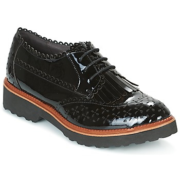 Schuhe Damen Derby-Schuhe Mam'Zelle ROSEAU Schwarz