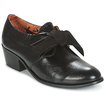 Schuhe Damen Derby-Schuhe Miss L'Fire GINGER Schwarz