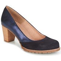 Schuhe Damen Pumps MTNG JALOUS Blau