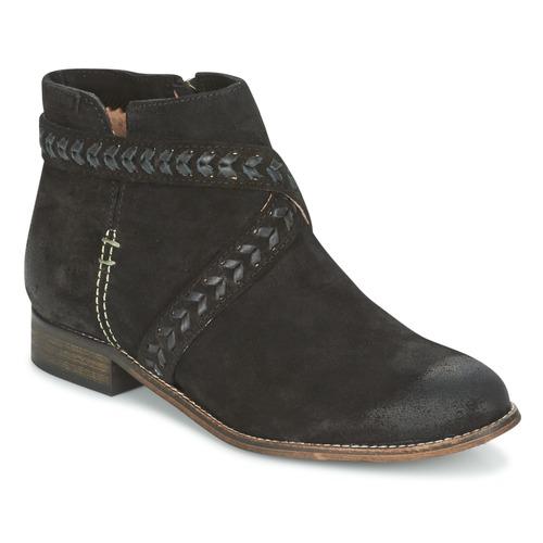 MTNG DI Schwarz  Schuhe Boots Damen 45