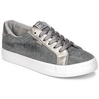 Schuhe Damen Sneaker Low MTNG SADOU Silbern