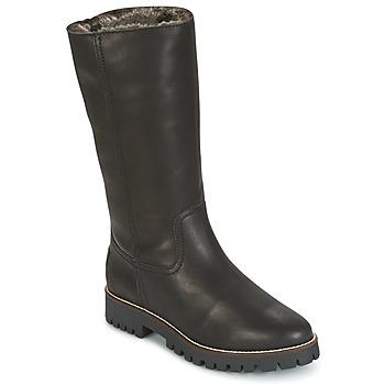 Schuhe Damen Klassische Stiefel Panama Jack TANIA Schwarz