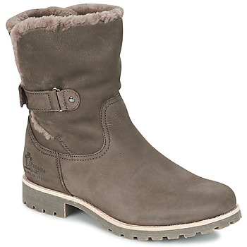 Schuhe Damen Boots Panama Jack FELIA Grau