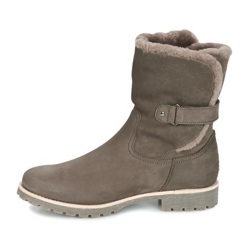 Panama Jack FELIA Grau Schuhe Boots Damen 199