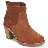 Schuhe Damen Low Boots Panama Jack ARLES Braun