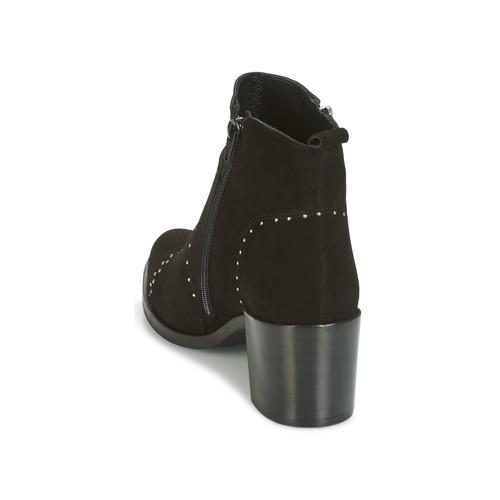 Regard RAPAGA Schwarz  Schuhe Low Boots Damen 135,20