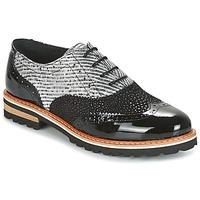 Schuhe Damen Derby-Schuhe Regard RIF2 Schwarz