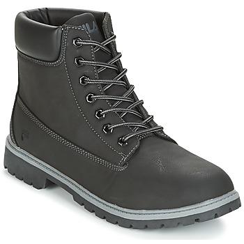 Schuhe Herren Boots Fila MAVERICK MID Schwarz