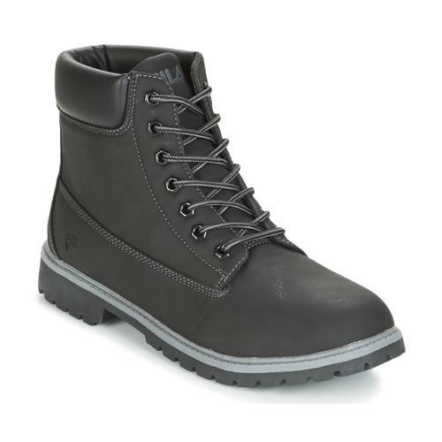 fila maverick mid schwarz schuhe boots herren 54 90. Black Bedroom Furniture Sets. Home Design Ideas